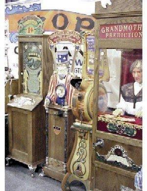 chicago slot machine show