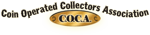 COCA - Coin Operated Collectors Association